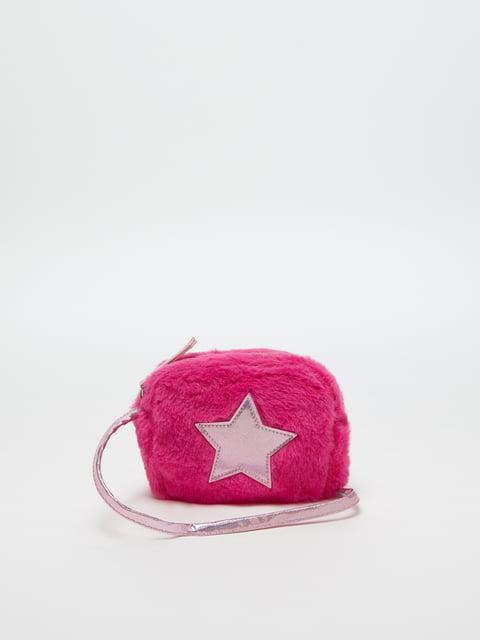 Сумка рожева Oviesse 5229826