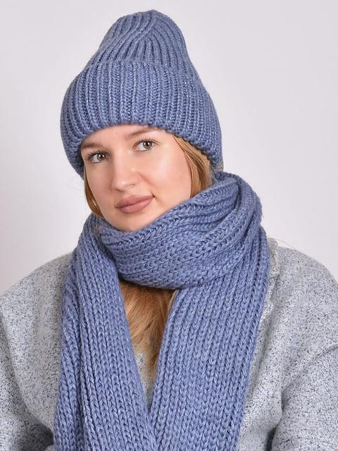 Комплект: шапка та шарф Monleo 5271854