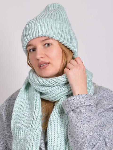 Комплект: шапка і шарф Monleo 5271859