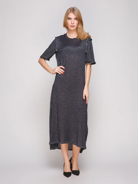 Платье черное Ng style 5271824