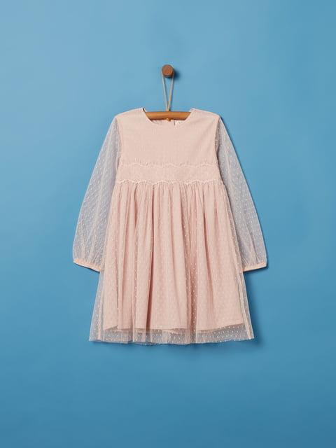 Платье розовое Oviesse 5265213