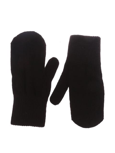 Варежки черные H&M 5273717
