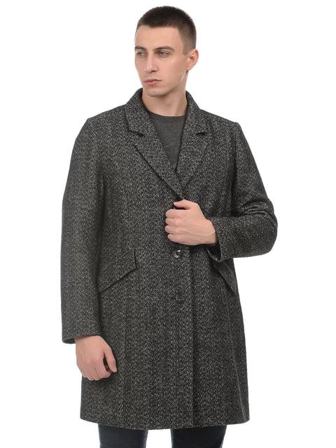 Пальто темно-серое S.Oliver 5273087