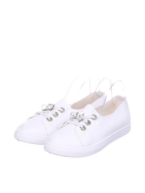 Кеды белые Luchshie 5273951