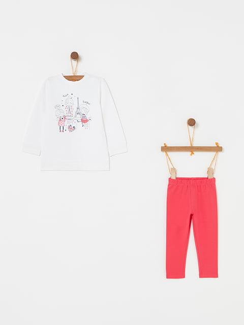 Комплект: лонгслів і штани Oviesse 5161736