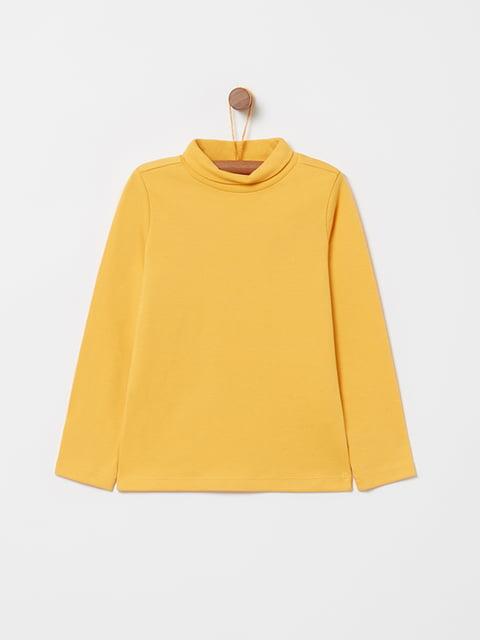 Гольф желтый Oviesse 5265133