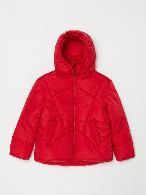 Куртка червона Oviesse 5271620