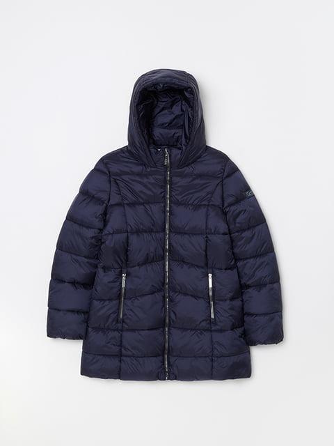Куртка темно-синя Oviesse 5271628