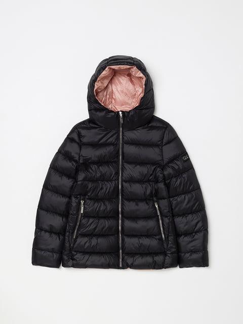 Куртка чорна Oviesse 5271633