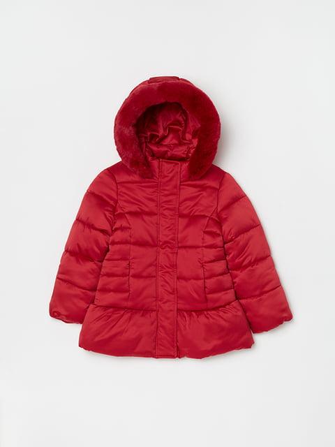 Куртка червона Oviesse 5271660