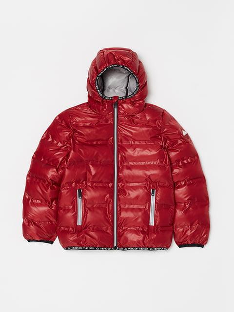 Куртка червона Oviesse 5271661