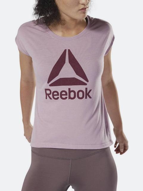 Футболка розовая Reebok 4630507