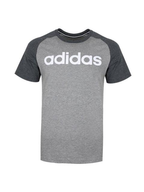 Футболка серая Adidas 4975794