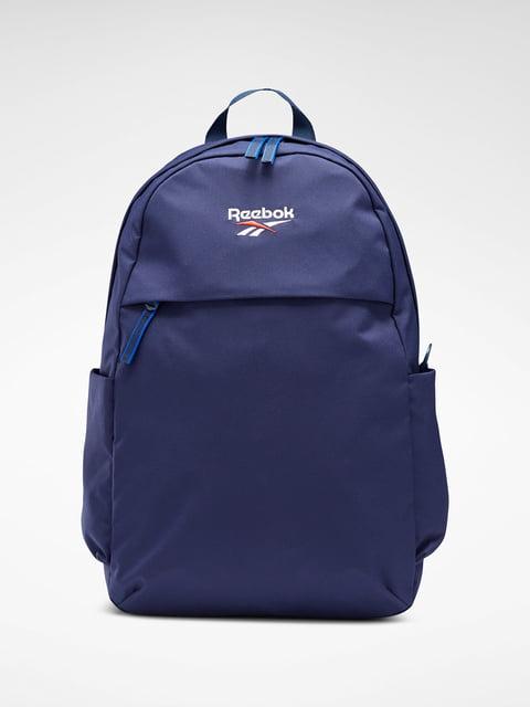 Рюкзак синий Reebok 5150070
