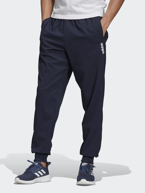Брюки синие Adidas 5274693