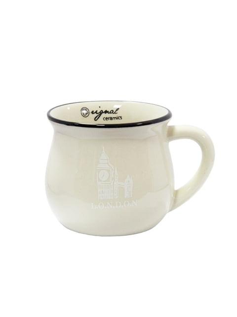 Чашка-кувшин «Лондон» (250 мл) Веселі подарунки 4856192