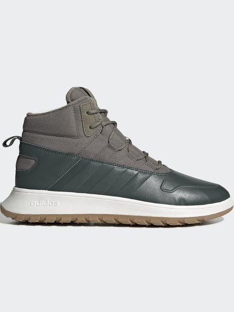 Кроссовки серые Adidas 5261708