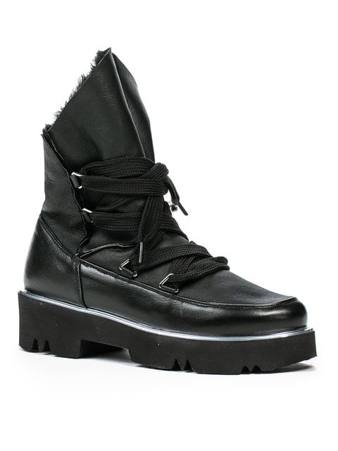Ботинки черные Fabiani 5262436