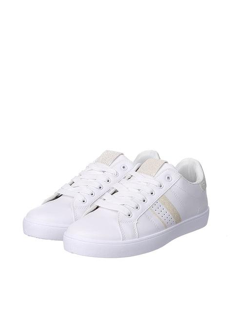 Кросівки білі Ok Shoes 5273938