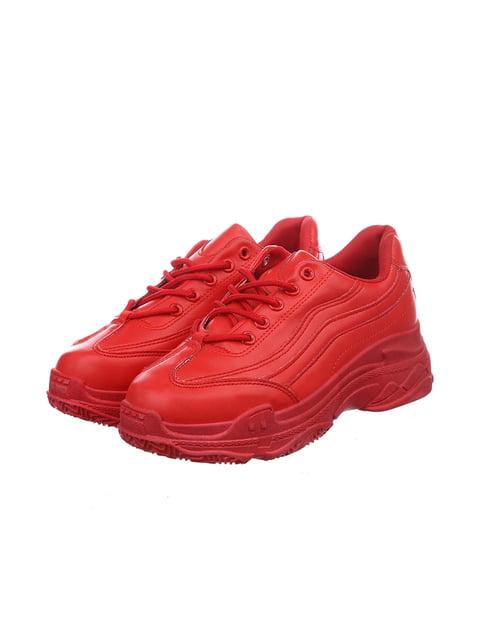Кроссовки красные Zoom 5274137