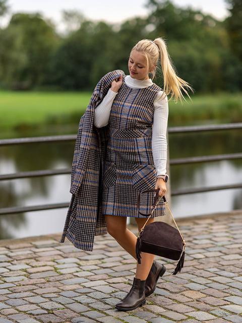 Платье серое Orsay 5277050