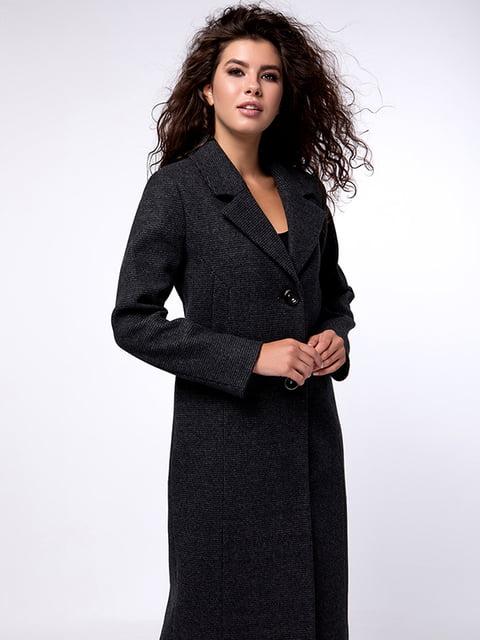 Пальто темно-сіре Almatti 5210339