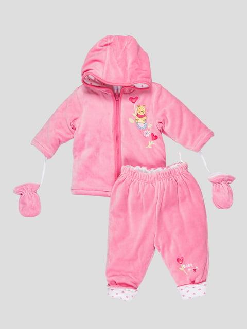 Комплект: куртка, штани та рукавиці Disney 5280593