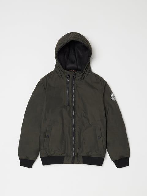 Куртка сіра Oviesse 5265101