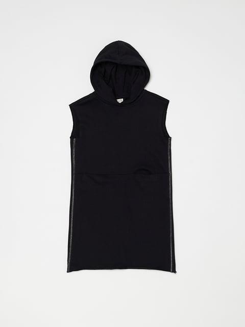 Платье черное Oviesse 5265220