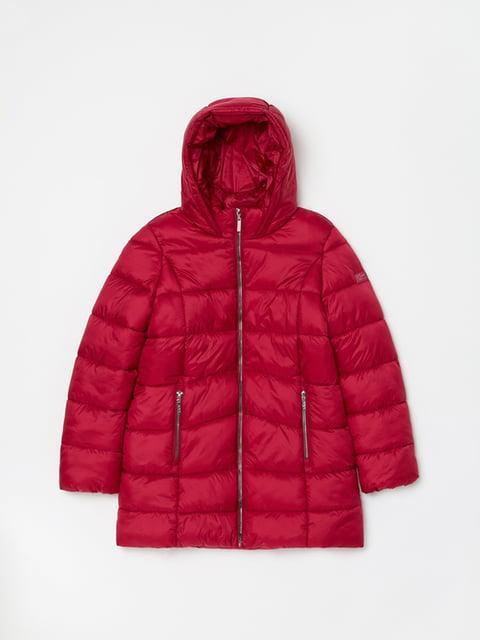 Куртка червона Oviesse 5271627