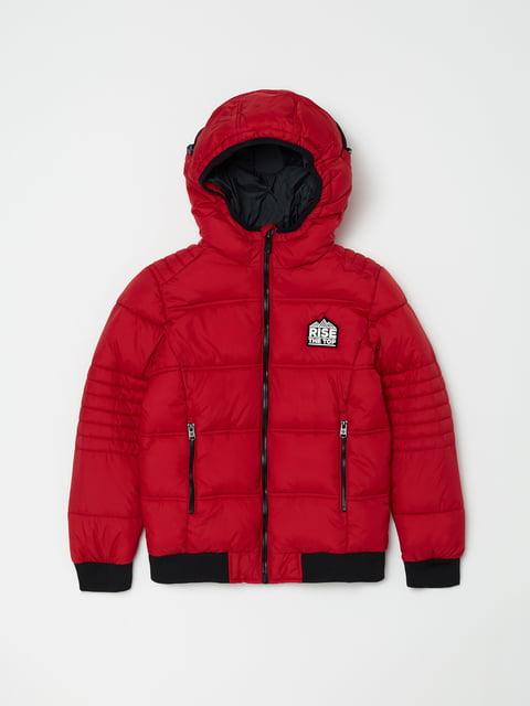 Куртка червона Oviesse 5271630