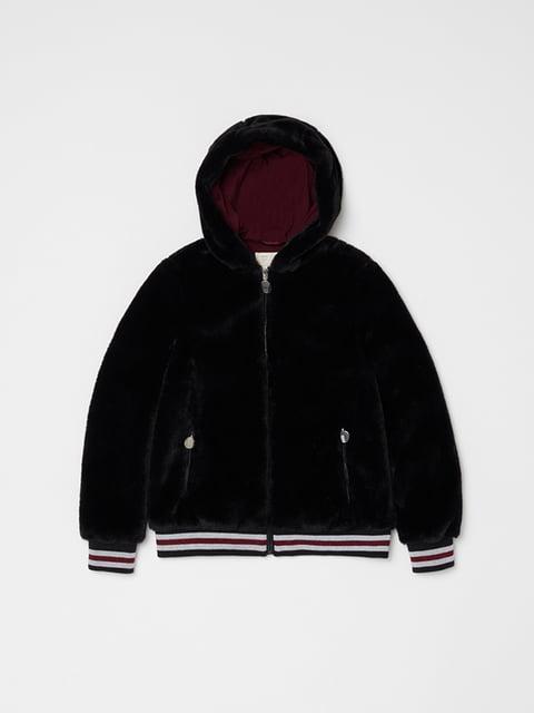 Куртка чорна Oviesse 5271671
