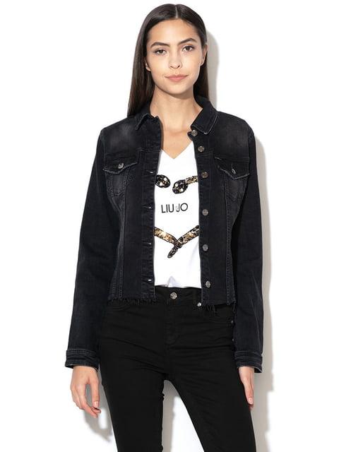 Куртка черная Liu Jo 5181369