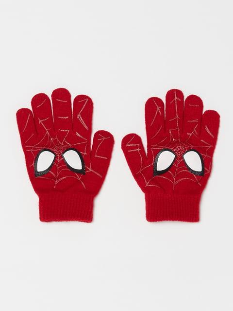 Перчатки красные Oviesse 5222202