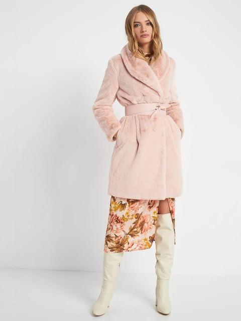 Пальто цвета пудры Orsay 5282948