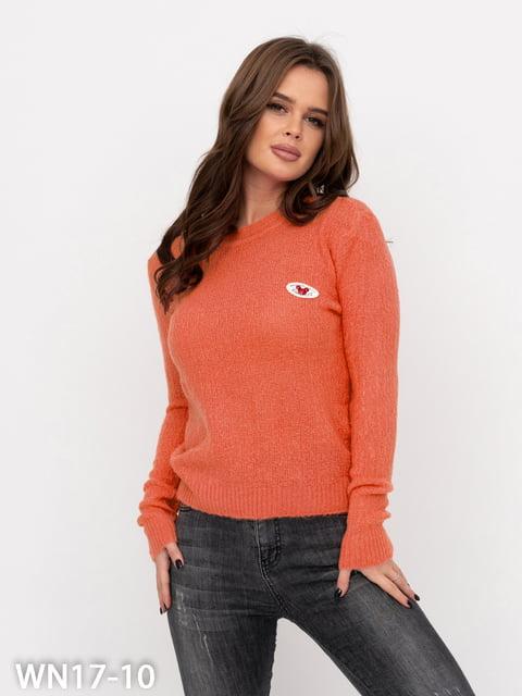 Джемпер оранжевый Magnet 5265566