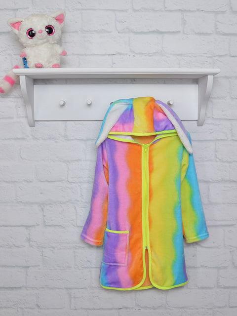 Халат разноцветный finesko 5284614
