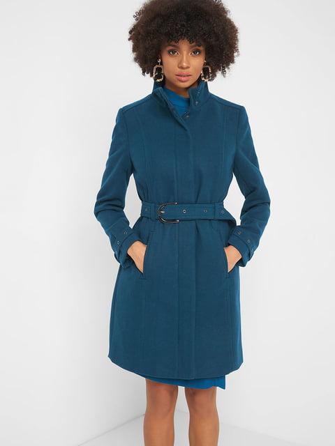 Пальто синее Orsay 5288410