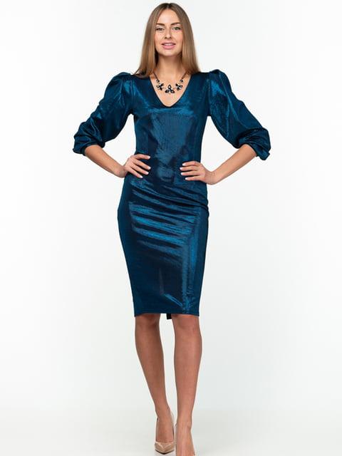 Сукня синя AERIN 5289728