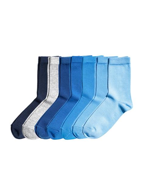 Набір шкарпеток (7 пар) H&M 5288717