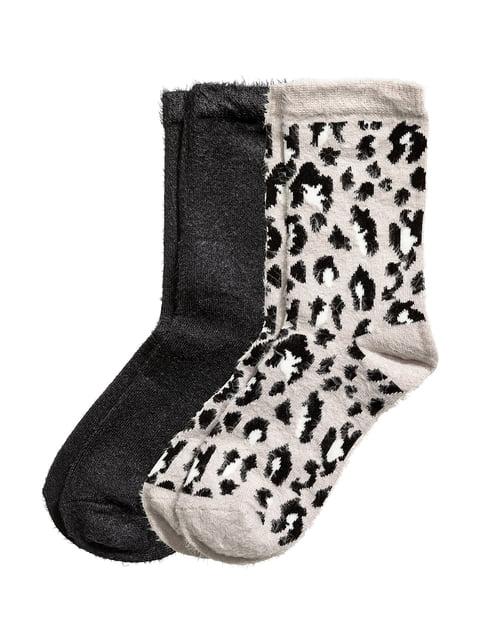 Набір шкарпеток (2 пари) H&M 5288778