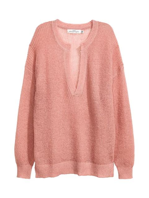 Светр рожевий H&M 5288785