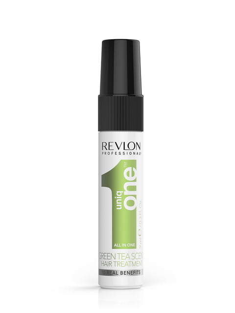 Спрей-уход несмываемый Uniq One All In One Green Tea Hair Treatment Revlon Professional 5270682