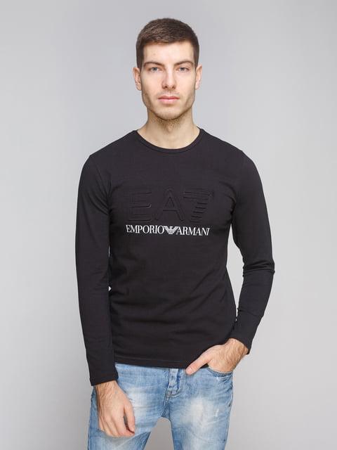 Лонгслів чорний Emporio Armani 5288051