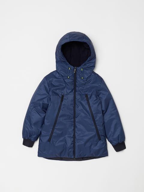 Куртка синя Oviesse 5294289