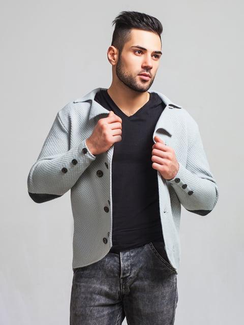 Пиджак светло-серый G-Rom 5292809