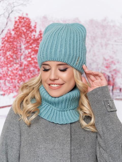 Комплект: шапка и шарф-хомут BRAXTON 5294589