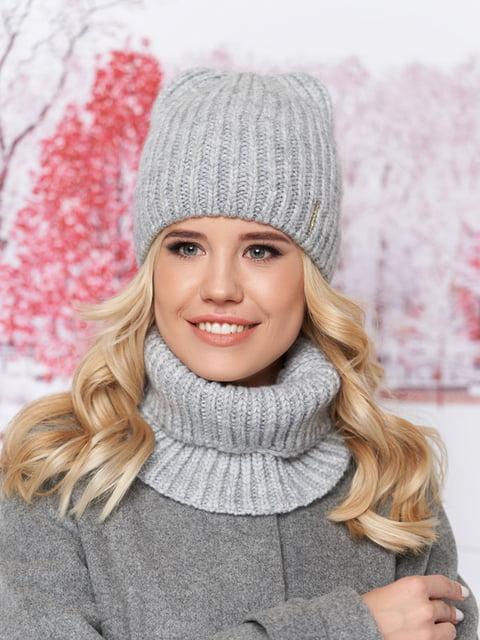 Комплект: шапка и шарф-хомут BRAXTON 5294593