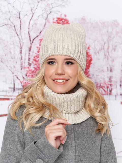Комплект: шапка и шарф-хомут BRAXTON 5294594