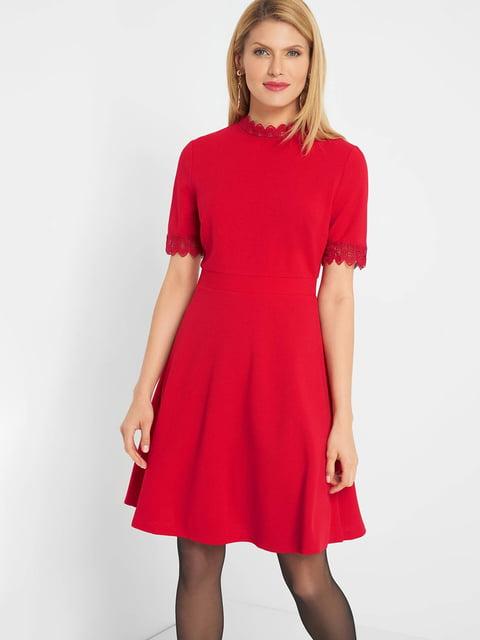 Сукня червона Orsay 5295222